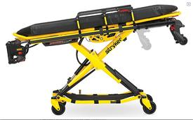 This is the type of power stretcher that will be purchased with this generous donation