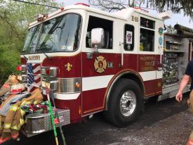 Wagontown Engine 35
