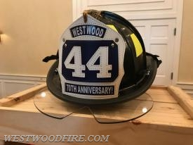 Westwood Fire Company 70th Anniversary celebration!