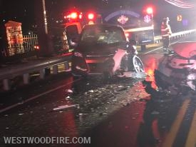 An image of the second vehicle involved.