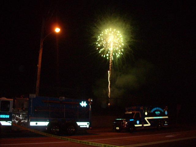 Westwood Assists City of Coatesville During Annual Fireworks Display