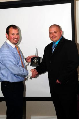 2010 Driver of the Year Chief McWilliams