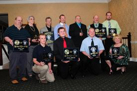 Our members were honored for their service to the Fire Company at our annual banquet which highlighted our 2010 operating year